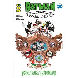 BATMAN: PEQUEÑA GOTHAM – ¡ESCAPADA TROPICAL!