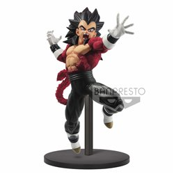 SUPER SAIYAN 4 VEGETA XENO FIGURA 17 CM DRAGON BALL SUPER DRAGON BALL HEROES