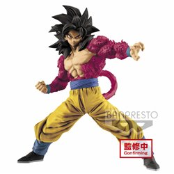SUPER SAIYAN 4 SON GOKU FIGURA 18 CM DRAGON BALL GT FULL SCRATCH
