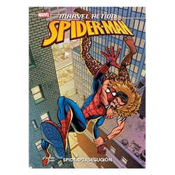 MARVEL ACTION. SPIDERMAN 02. SPIDERSECUCION