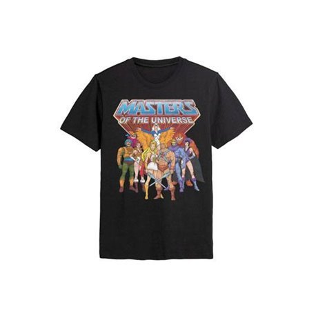 Masters of the Universe Camiseta Classic Characters (L)