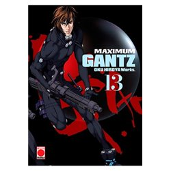 GANTZ MAXIMUM 13