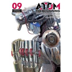 ATOM: THE BEGINNING, VOL. 9
