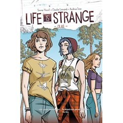 LIFE IS STRANGE. OLAS (COMIC)