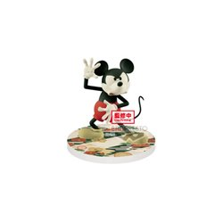 MICKEY VER. B FIGURA 10 CM TOUCH JAPONISM DISNEY CHARACTERS