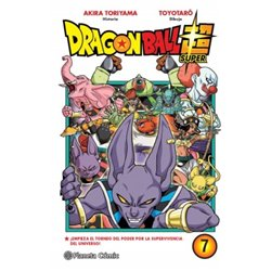 Dragon Ball Super nº 07