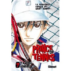PRINCE OF TENNIS 07 (COMIC)