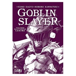 GOBLIN SLAYER NOVELA 04