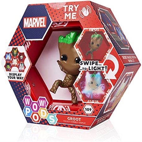 MARVEL FIGURITA WOW! PODS GROOT