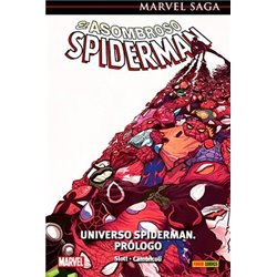 EL ASOMBROSO SPIDERMAN 47. UNIVERSO SPIDERMAN. PROLOGO (MARVEL SAGA 107)