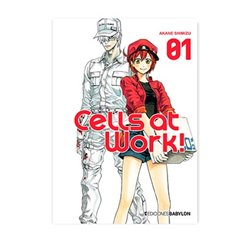 CELLS AT WORK! 01