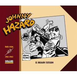 JOHNNY HAZARD 1961-1963