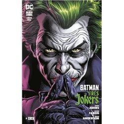 BATMAN: TRES JOKERS NÚM. 2 DE 3