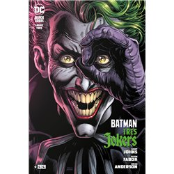 BATMAN: TRES JOKERS NÚM. 03 DE 3