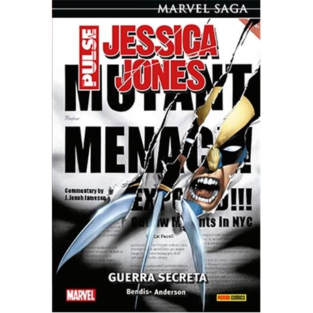 JESSICA JONES: THE PULSE 02. GUERRA SECRETA (MARVEL SAGA 114)