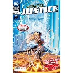 YOUNG JUSTICE NÚM. 20