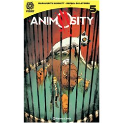 Animosity nº 05