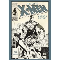 JIM LEE'S X-MEN ARTIST'S EDITION HC