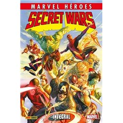 SECRET WARS (CLÁSICO)