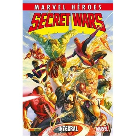 SECRET WARS (CLASICO)