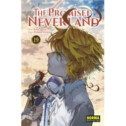 THE PROMISED NEVERLAND 19