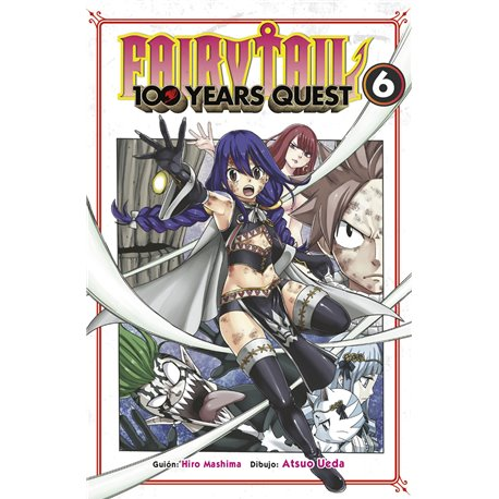FAIRY TAIL 100 YEARS QUEST 06