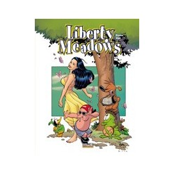 LIBERTY MEADOWS 01 EDICION DELUXE (COMIC)