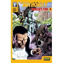THE AUTHORITY WORLD'S END 3
