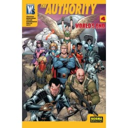 THE AUTHORITY WORLD'S END 4