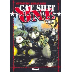 CAT SHIT ONE 01