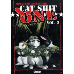 CAT SHIT ONE 02
