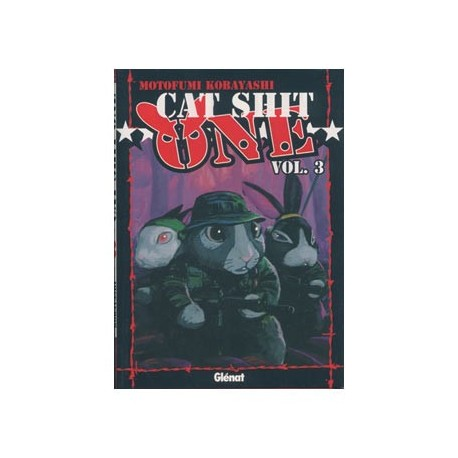 CAT SHIT ONE 03