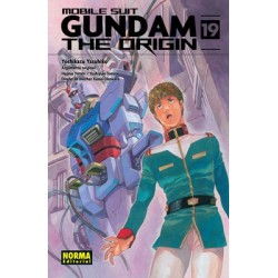 GUNDAM THE ORIGIN 19