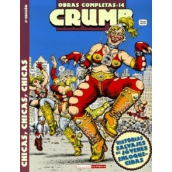CRUMB 14. CHICAS, CHICAS, CHICAS