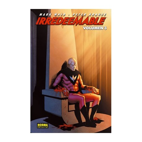 IRREDEEMABLE 3