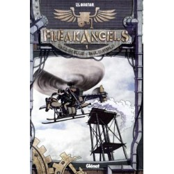 FREAK ANGELS 01 (DE 6)
