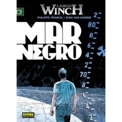 LARGO WINCH 17. MAR NEGRO