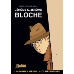 JEROME K. JEROME BLOCHE INTEGRAL VOL. 01