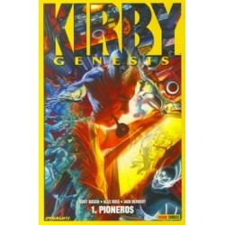 KIRBY. GENESIS 01 (CULT COMICS)