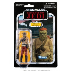 Star Wars Vintage Action Figure - Kithaba (Barada)