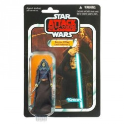 Star Wars Vintage Action Figure - Bariss Offee