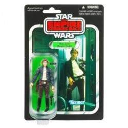 Star Wars Vintage Action Figure - Han Solo (Bespin)