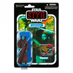 Star Wars Vintage Action Figure - Aayla Secura