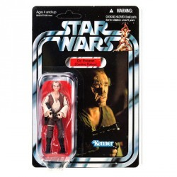 Star Wars Vintage Action Figure - Dr. Evazan