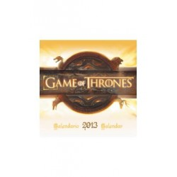 (NEX) CALENDARIO 12 MESES 2013 GAME OF THRONES