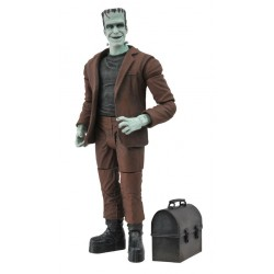 The Munsters Select Herman Figure