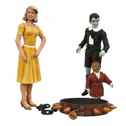 The Munsters Select Eddie and Marilyn Select Action Figure 2-Pack