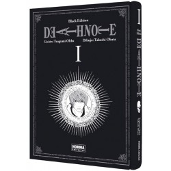 DEATH NOTE BLACK EDITION 1